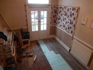 A new floor...
